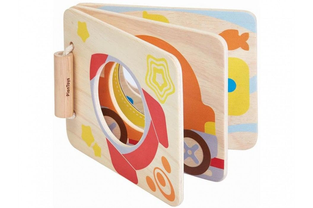 PLAN TOYS PlanToys Babybuch mit Spiegel 4005243 Babyspielzeug