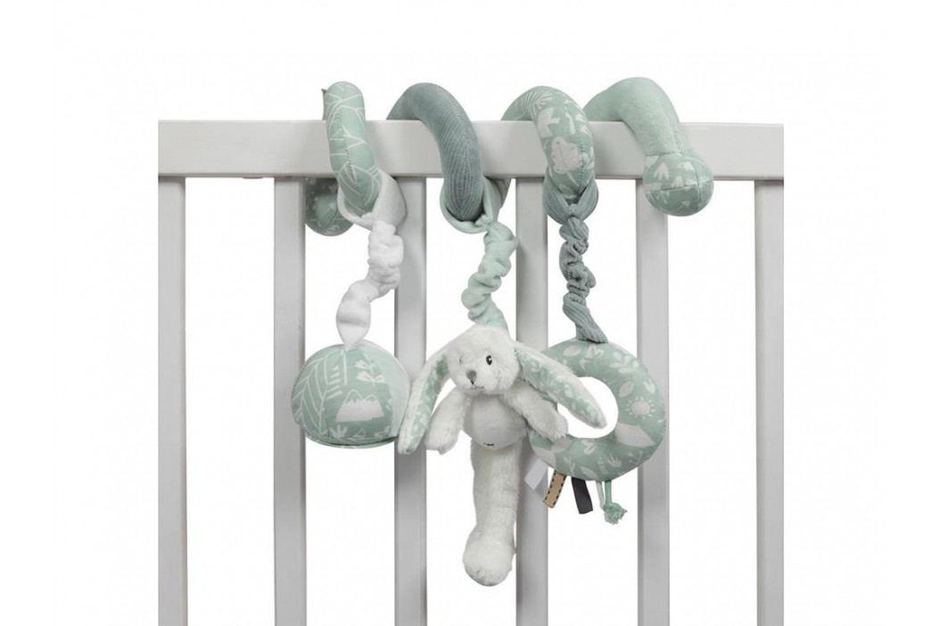 LITTLE DUTCH Adventure Activity Spirale Hase Mint 4644 Babyspielzeug