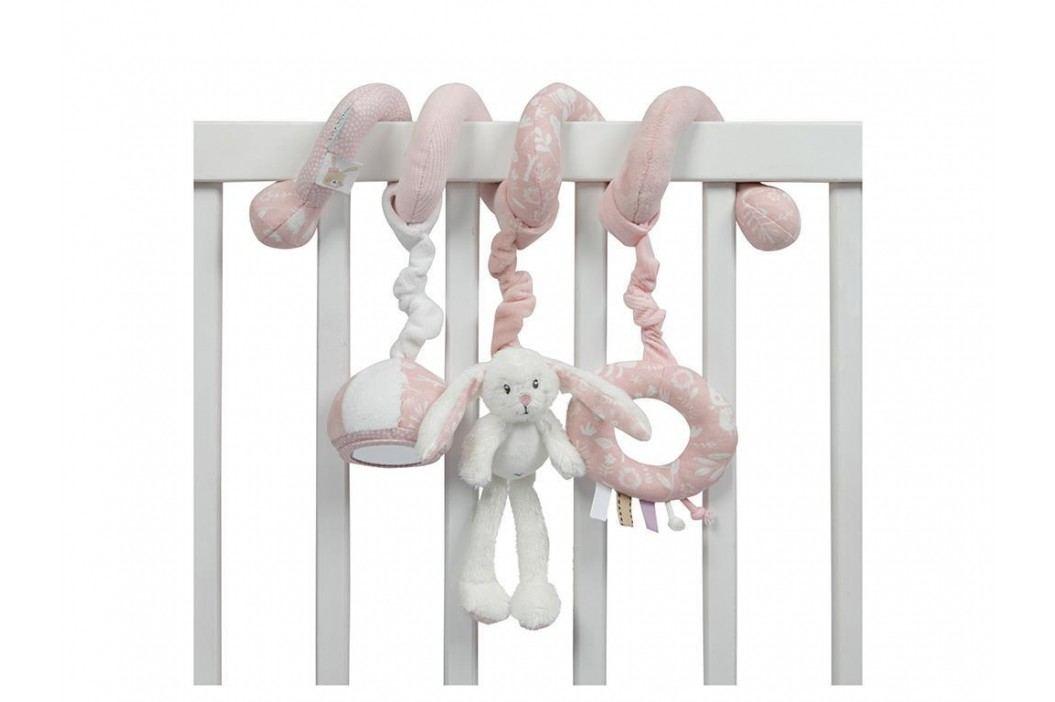 LITTLE DUTCH Adventure Activity Spirale Hase Pink 4643 Babyspielzeug