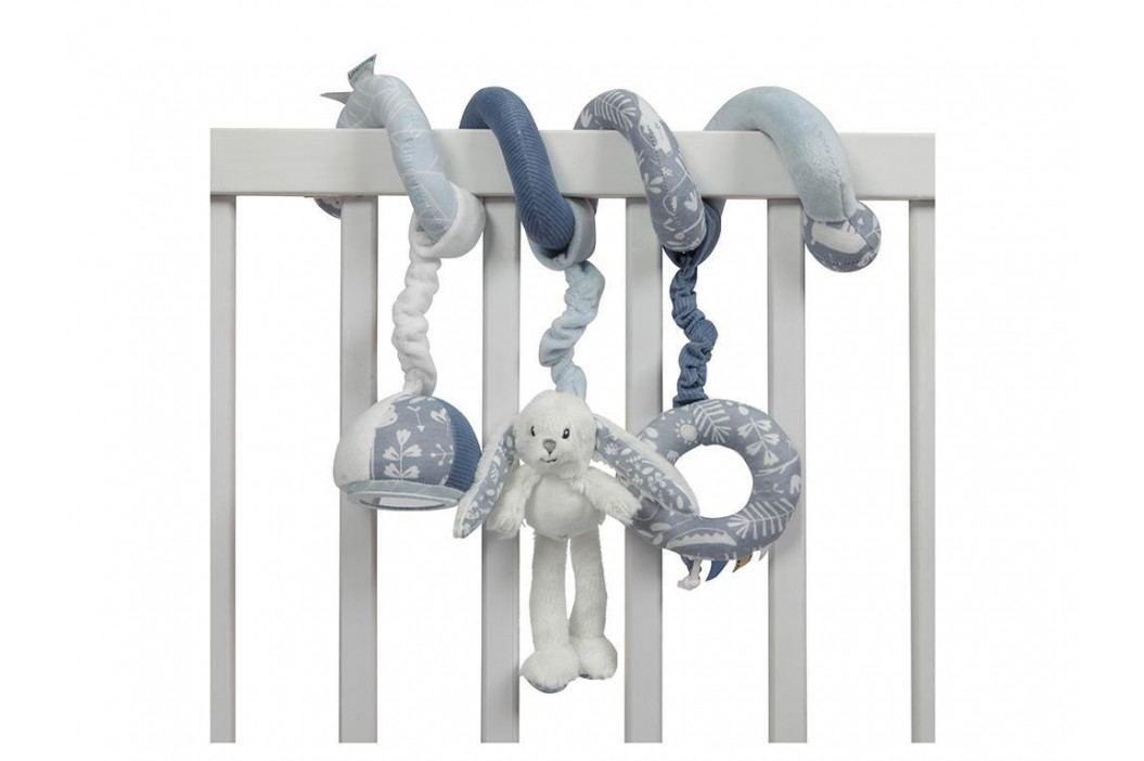 LITTLE DUTCH Adventure Activity Spirale Hase Blue 4642 Babyspielzeug
