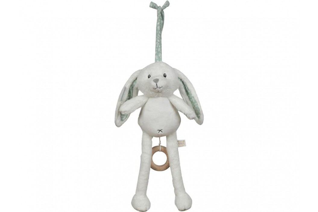 LITTLE DUTCH Adventure Spieluhr Hase Mint 4626 Babyspielzeug