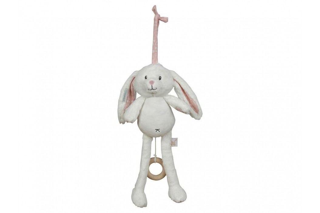 LITTLE DUTCH Adventure Spieluhr Hase Pink 4625 Babyspielzeug
