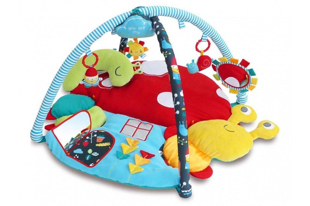 LITTLE BIRD TOLD ME , My Little Sunshine Erlebnisdecke mit Spielbogen LB3067 Babyspielzeug
