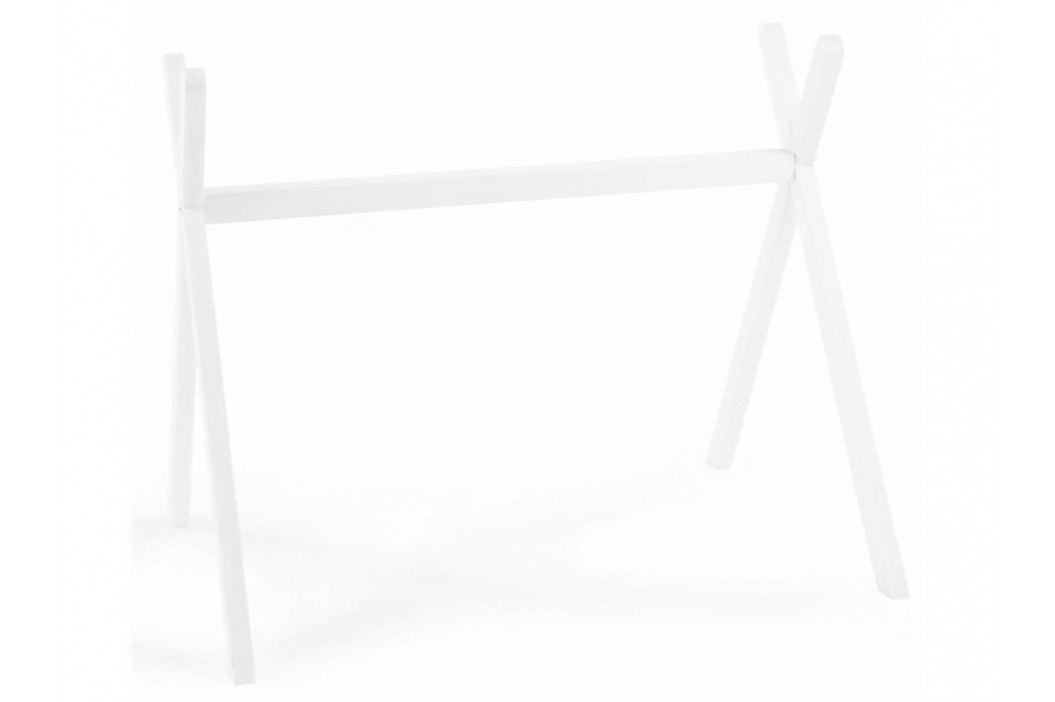 CHILDHOME Baby Gym Play Tipi Weiß GYMTIPIW Babyspielzeug