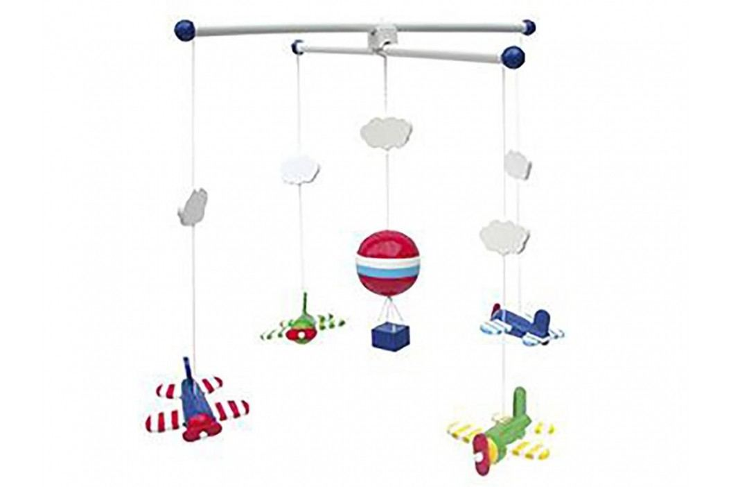 JABADABADO Mobile Flugzeug T220 Babyspielzeug
