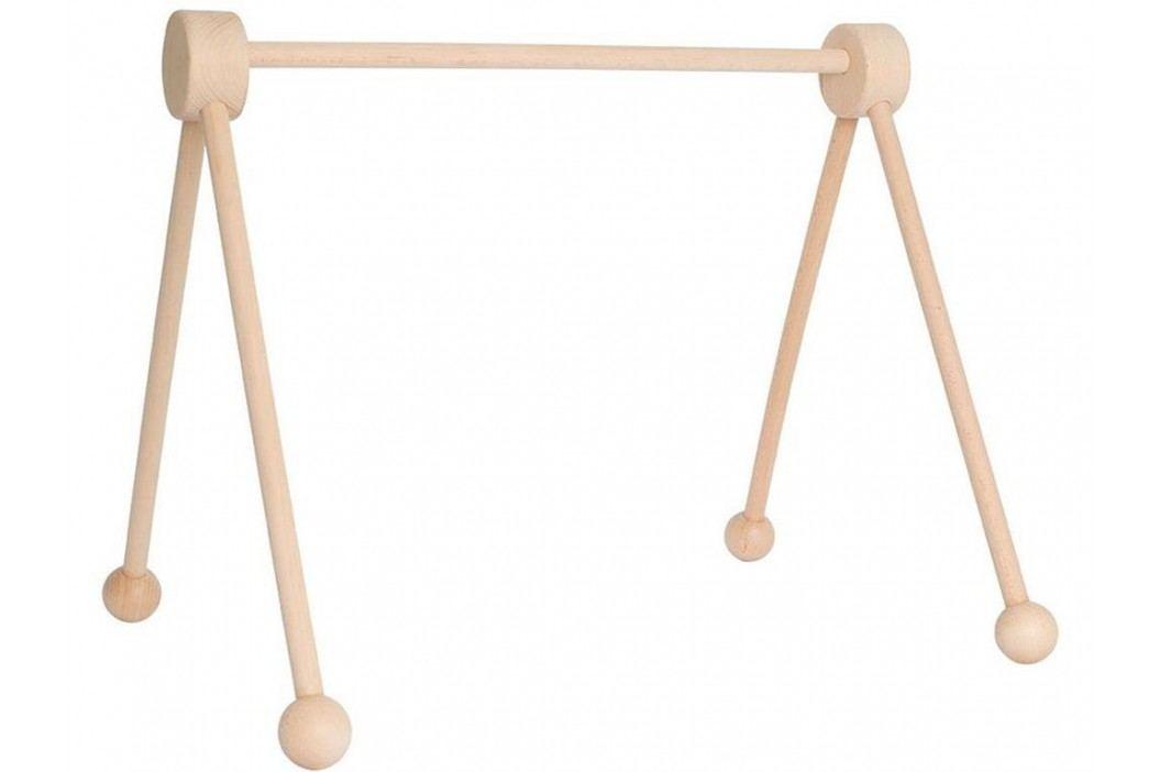 JABADABADO Babygym Holz Natur T233 Babyspielzeug