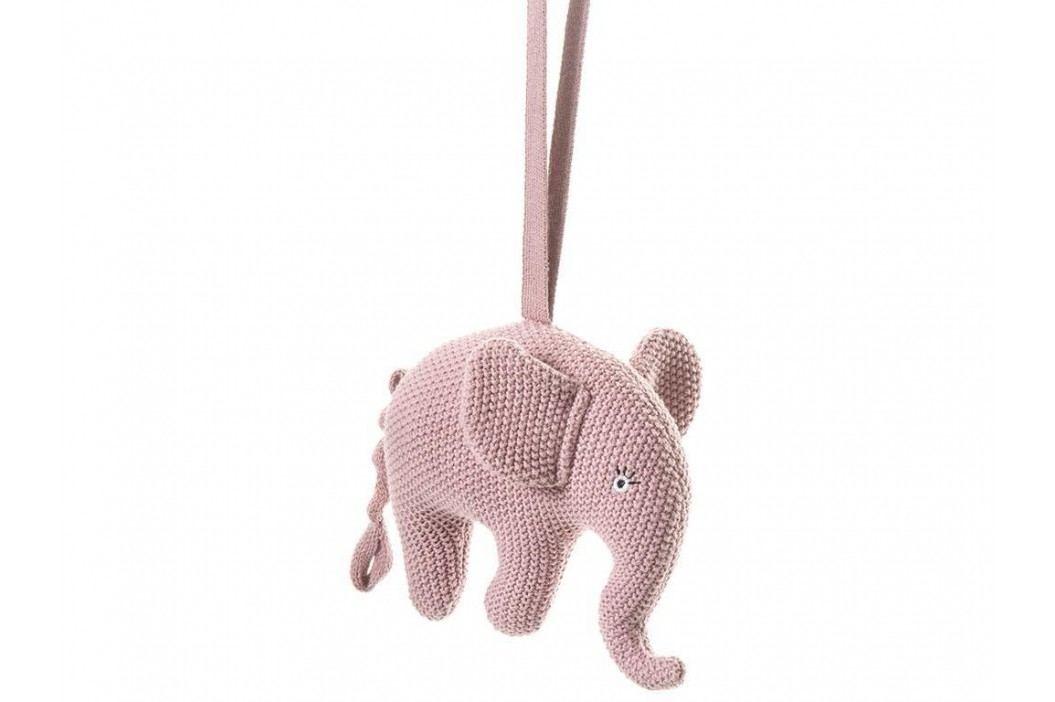 LIFETIME Kidsroom Spieluhr Elefant Powder S40011-23 Babyspielzeug
