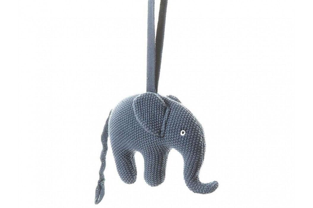 LIFETIME Kidsroom Spieluhr Elefant Blue S40011-22 Babyspielzeug