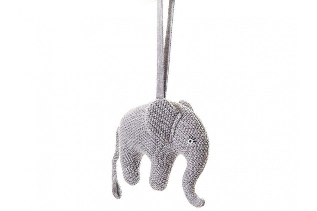 LIFETIME Kidsroom Spieluhr Elefant Blue Rose S40011-21 Babyspielzeug