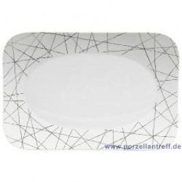 Rosenthal Studio-line Free Spirit Stars Platter Rectangular Large 32 cm