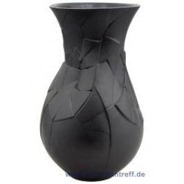 Rosenthal Vase of Phases Vase Large in a Gift Box 30 cm, black