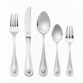 Rosenthal Versace Medusa Besteck 150 gramm versilbert Table/menu cutlery set 30 pcs