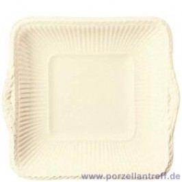 Wedgwood Edme Plain Pie Plate Square 27 cm