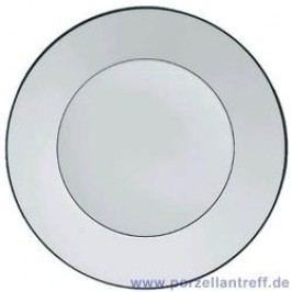 Wedgwood Jasper Conran Platinum Lined Bread and Butter Plate 18 cm