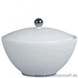 Wedgwood Jasper Conran Platinum Lined Sugar Bowl