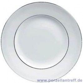 Wedgwood Vera Wang Blanc sur Blanc Dinner Plate 27 cm