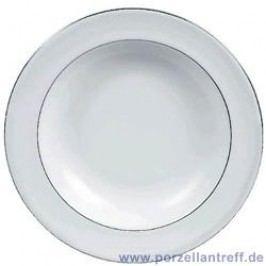Wedgwood Vera Wang Blanc sur Blanc Pasta Plate 28 cm