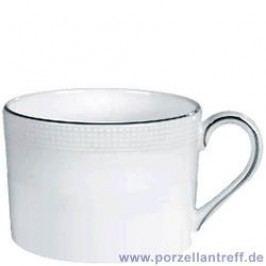 Wedgwood Vera Wang Blanc sur Blanc Coffee / Tea Cup Imperial 0.15 L