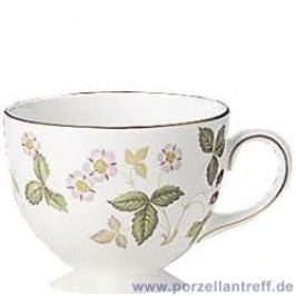 Wedgwood Wild Strawberry Coffee Cup Leigh 0.15 L