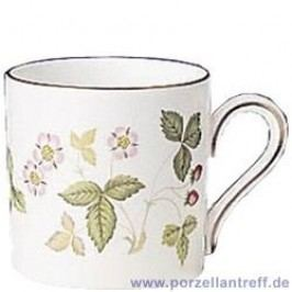 Wedgwood Wild Strawberry Coffee Cup Can 0.15 L