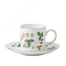 Wedgwood Wild Strawberry Coffee Saucer Can