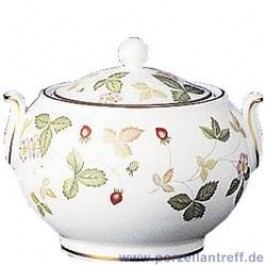 Wedgwood Wild Strawberry Sugar Bowl 7 cm