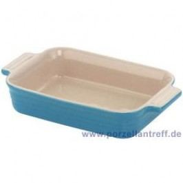 Le Creuset Poterie Baking dishes Casserole Rectangular 17 x 26 cm, carribean blue