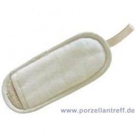 Le Creuset Kitchen Linen Handle Cover creamy white