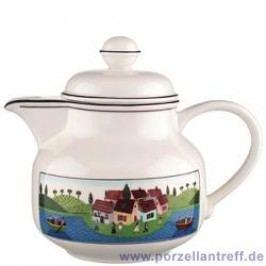 Villeroy & Boch Design Naif Tea Pot 0.90 L