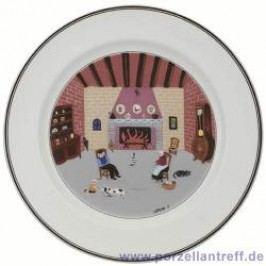 Villeroy & Boch Design Naif Dinner Plate Chimney 27 cm