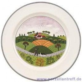 Villeroy & Boch Design Naif Dinner Plate Hunter 27 cm