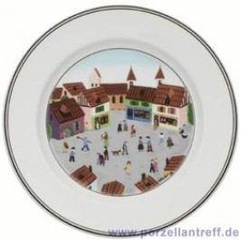 Villeroy & Boch Design Naif Breakfast Plate Village 21 cm