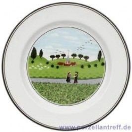 Villeroy & Boch Design Naif Bread and Butter Plate Encounter 17 cm