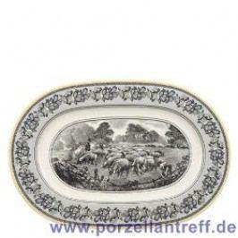 Villeroy & Boch Audun Oval Platter 34 cm
