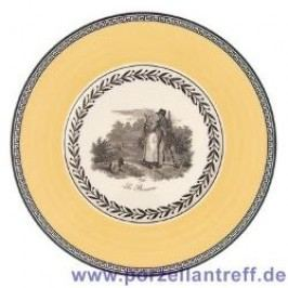 Villeroy & Boch Audun Bread and Butter Plate 'Chasse' 16 cm