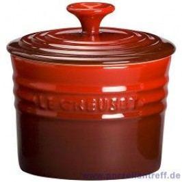 Le Creuset Poterie Storage Vessel Large 0.80 L cherry red