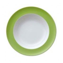 Thomas Sunny Day Apple Green Soup Plate 23 cm
