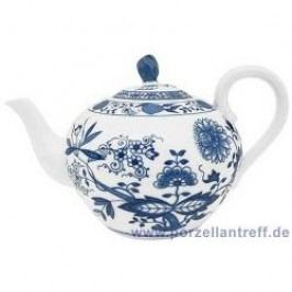 Hutschenreuther Blue Onion Pattern Tea Pot 1.35 L