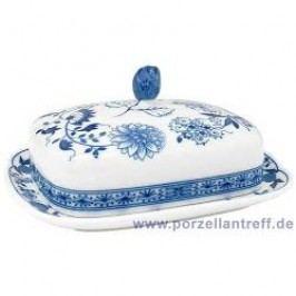 Hutschenreuther Blue Onion Pattern Butter Dish 250 g