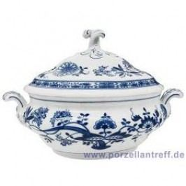 Hutschenreuther Blue Onion Pattern Bowl with Lid 1.50 L