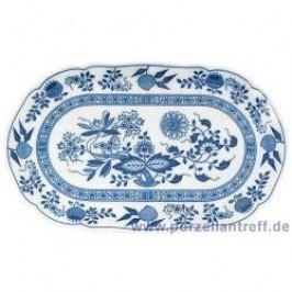 Hutschenreuther Blue Onion Pattern Cream / Sugar Tray 25 cm