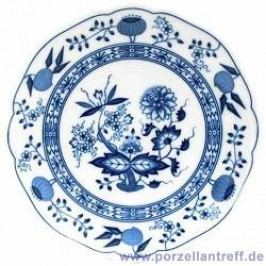 Hutschenreuther Blue Onion Pattern Breakfast Plate Coup 20 cm