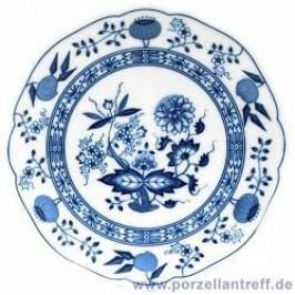 Hutschenreuther Blue Onion Pattern Breakfast Plate (Rim) 19 cm