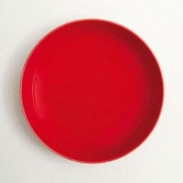 Friesland Happymix Red Soup Plate 19 cm