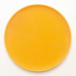 Friesland Happymix Safran Yellow Dinner Plate 25 cm