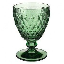 Villeroy & Boch Glasses Boston coloured White Wine Glass Green 120 mm