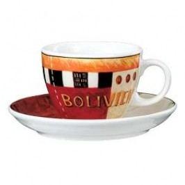 Seltmann Weiden VIP- Collection Bolivia Cappuccino Cup & Saucer, 2 pcs set, 0.20 l/15 cm