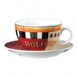 Seltmann Weiden VIP- Collection Bolivia Café Au Lait Cup & Saucer, 2 pcs set, 0.37 L/16 cm