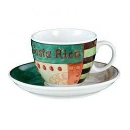 Seltmann Weiden VIP- Collection Costa Rica Cappuccino Cup & Saucer, 2 pcs set, 0.20 l/15 cm