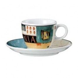 Seltmann Weiden VIP- Collection Kenya Espresso Cup & Saucer, 2 pcs set, 0.09 l/12 cm